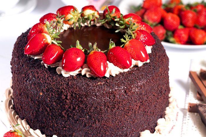 Torta Selva negra Arequipa