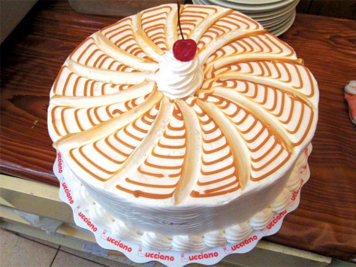 Arequipa Torta Toffy