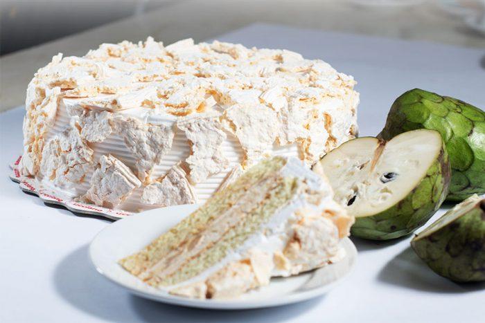 Arequipa Torta de Chirimoya