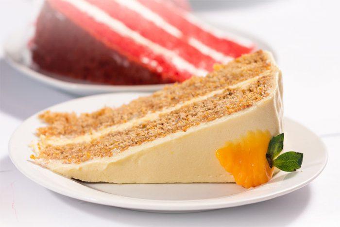 Torta de Zanahoria Arequipa