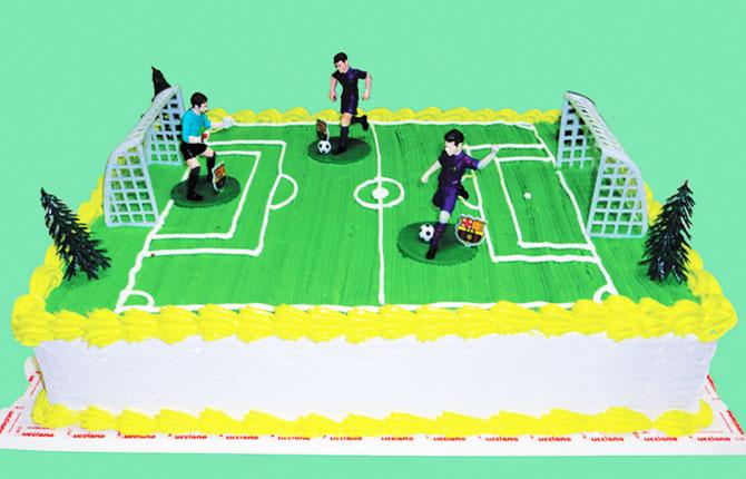 tortas especiales arequipa futbol