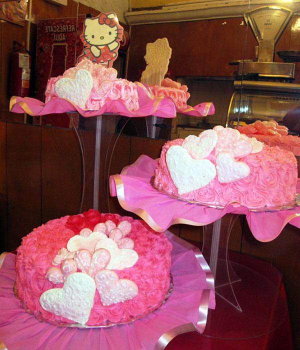 arequipa Tortas especiales ceremonias corazones