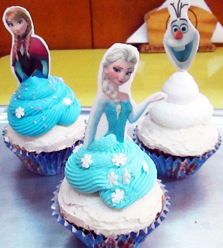 torta especial arequipa para niña foto cupcake
