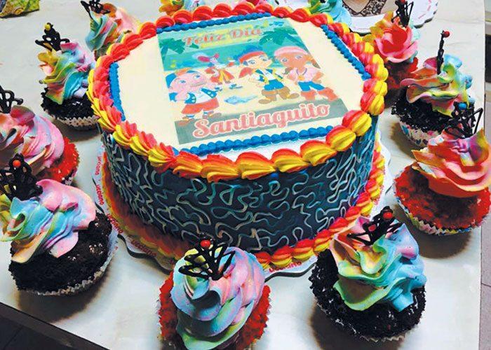 Tortas especiales niños arequipa
