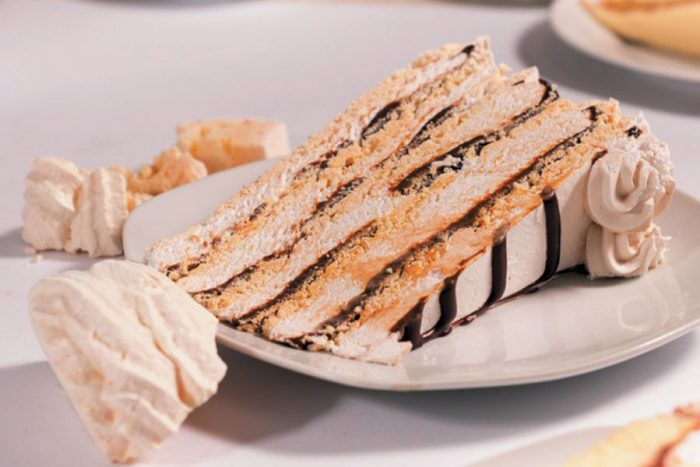 deliciosa torta arequipa