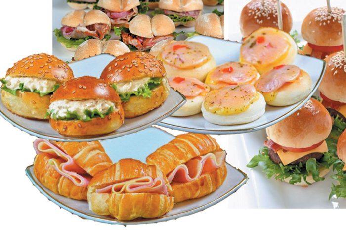 Sandwich en Arequipa