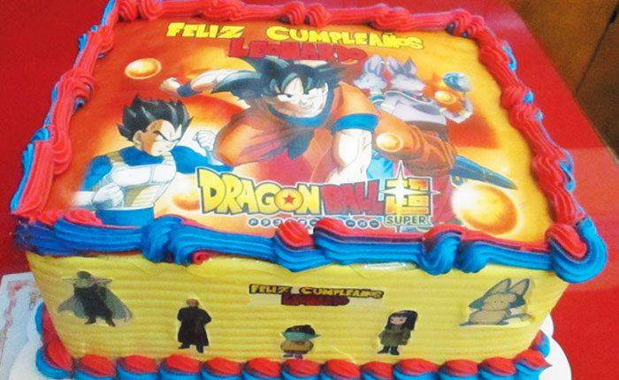 dragon ball tortas especiales arequipa