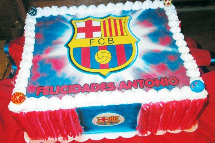 tortas especiales deportes arequipa barcelona