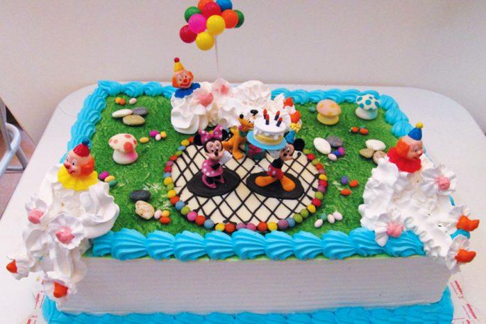 tortas especiales figuritas arequipa minnie mouse